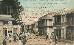 Afrique Occidental - Sénégal - Saint LOIS - Rue De La Mairie - La Poste - Senegal