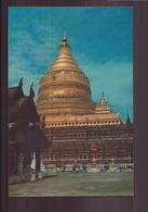 MYANMAR SHWEZIGON PAGODA NYAUNG U BURMA - Myanmar (Burma)