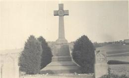 BELGIQUE.   ARSIMONT. CARTE PHOTO.  MONUMENT ELEVEE AUX MORTS DU X CORPS D ARMEE FRANCAIS - Autres