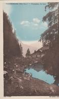 Vacheresse (Hte Savoie) - Fontaine , Le Lac - Vacheresse