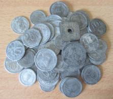 France - Lot De 67 Jetons Monétaires En Alu - Chambres De Commerce Rouen, Elbeuf, Eure Et Loir, Etc - Vers 1920 - Monétaires / De Nécessité