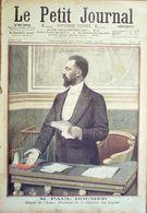 Le Petit Journal-1905-740-PAUL DOUMER DEPUTE AISNE-TRANCHEES DEVANT MOUKDEN - Journaux - Quotidiens
