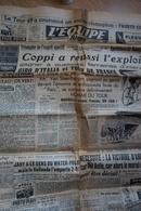 L'équipe- 1/7/1949 - Autres