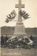 BELGIQUE. ARSIMONT. CARTE PHOTO  MONUMENT DU X CORPS D ARMEE A ARSIMONT - Autres