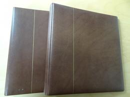 2 Kabe Ringbücher Braun (14382) - Albums & Binders
