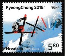 Croatia 2018 PyeongChang Olympic Games MNH/** (H60) - Winter 2018: Pyeongchang