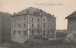 Vacheresse (Hte Savoie) - La Mairie Et L'Ecole - Vacheresse