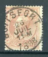 Cirkelstempels BOITSFORT - Postmark Collection