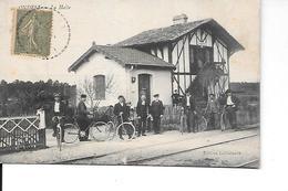 CPA ONDRES (Landes)  La Halte - France