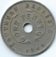 Southern Rhodesia - George VI - 1940 - Penny - KM8 - Rhodesia