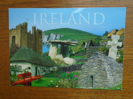"Ireland , Multi-vues "" Beau Timbre "" - Ierland"