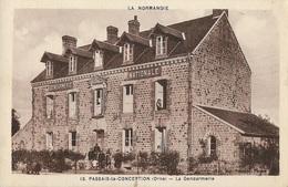 Passais-la-Conception - La Gendarmerie - Altri Comuni