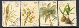 Cocos (Keeling) Islands 1988 Cycle Of The Coconut Set Of 4, Used, SG 180/3 (AU) - Kokosinseln (Keeling Islands)