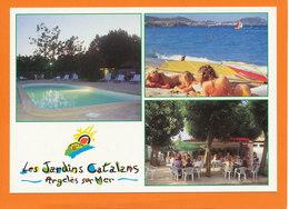 LES JARDINS CATALANS - ARGELES-SUR-MER - Multi-vues ( 22077) - Argeles Sur Mer