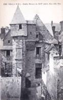 35 - Ille Et Vilaine - VITRE -  Vieille Maison Rue D En Bas - Vitre