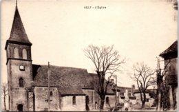 15 ALLY - L'église - France