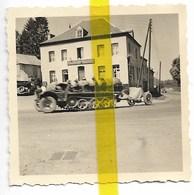 59 NORD LIESSIES Canton AVESNES SUE HELPE  HOTEL DU CARILLON  PHOTO ALLEMANDE MILITARIA 1939/1945 WK2 WW2 - France