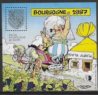 CNEP - 1987 - BLOC SALON BOURGOGNE (ASTERIX) De DIJON - YVERT N°8 ** MNH - CNEP