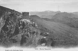 Monte Generoso.  Scan - Suisse