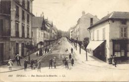 Epinal, Rue Boulay De La Meurthe - Epinal