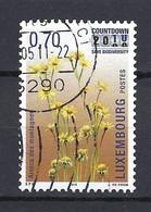 Luxemburg 2010, Nr. 1857, Teilnahme Luxemburgs An Der Internationalen Naturschutzinitiative Gestempelt Luxembourg - Used Stamps