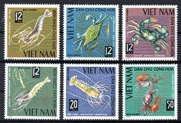VIET-NAM NORD - YT N° 442 à 447 - Neufs ** - MNH - Cote: 35,00 € - Viêt-Nam