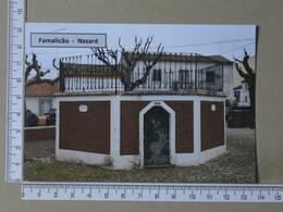 PORTUGAL - CORETO DE FAMALICÃO -  NAZARÉ -   2 SCANS     - (Nº35229) - Leiria