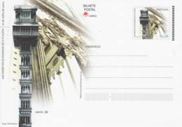 Portugal - 2002 - Entier Postal Neuf - Centenaire De L'ascenseur De Santa Julia à Lisbonne - Postal Stationery