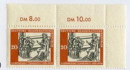 DDR- 4110  DDR 1958  Mi.# 644** ( Cat.€.60 ) - [6] Democratic Republic