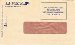 FRANCE - Enveloppe De La Poste - Pour Vos Projets... - Ginseng - Brieven & Documenten