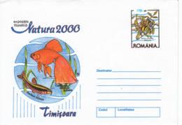 ROUMANIE - 2000 - Entier Postal Neuf - Natura 2000 - Postal Stationery