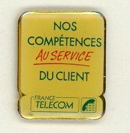 O# - PIN'S:  FRANCE TELECOM - France Telecom