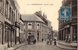 21 - HAZEBROUCK  - RUE DE LA CLEF - Hazebrouck