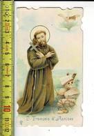 KL 4909 - S. FRANCOIS D ASSISES - Images Religieuses