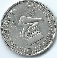 Southern Rhodesia - George VI - 1937 - Shilling - KM11 - Rhodesia