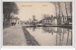 CEPOY : L'écluse - Très Bon état - Autres Communes