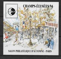 CNEP - 1994 - BLOC CHAMPS ELYSEES SALON De PARIS - YVERT N°19 ** MNH - CNEP