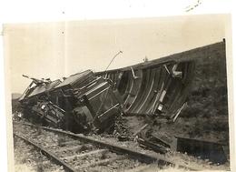 ACCIDENT DU TRAMWAY . HOLNECK SCHLUCHT . 14/07/1923 . RARE - Treni