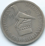 Southern Rhodesia - George VI - 1939 - Shilling - KM18 - Rhodesia