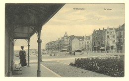 A0054[Postkaart] Wenduyne / La Digue. (Nels, Farine Lactée Renaux) [Wenduine De Dijk] - Wenduine