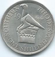 Southern Rhodesia - George VI - 1944 - Shilling - KM18a - AUNC - Rhodesia