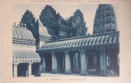 Exposition Coloniale Internationale, Paris 1931. 45 Angkor Vat Wat Cour Intérieure - Expositions