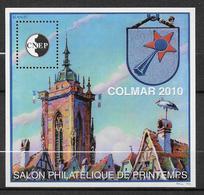 CNEP - 2010 - BLOC Du SALON De COLMAR - YVERT N°55 ** MNH - CNEP