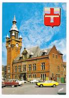 59 Estaires Vers Armentières Béthune N°3405 L'Hôtel De Ville Citroën Ami 6 Renault R17 Ou R15 Opel VOIR DOS - Armentieres
