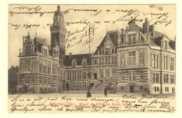 A0067[Postkaart] Bruxelles / Hôtel De Ville De Saint Gilles [Brussel Sint Gillis Stadhuis Gemeentehuis] - St-Gilles - St-Gillis