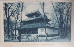 Exposition Coloniale Internationale, Paris 1931. 102 Section De L'Indochine Pavillon De L'Annam - Expositions