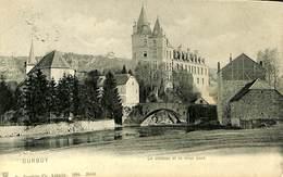 026 932 - CPA - Belgique - Durbuy - Le Château Et Le Vieux Pont - Durbuy