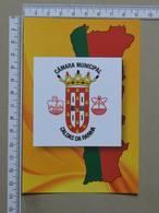 PORTUGAL - CALDAS DA RAINHA -  LEIRIA -   2 SCANS     - (Nº35263) - Leiria