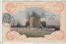 Tourelles Du Vernonnet - Très Bon état - Autres Communes