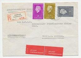 Em. Juliana Aangetekend / Expresse Haarlem - Woerden 1981 - 1949-1980 (Juliana)